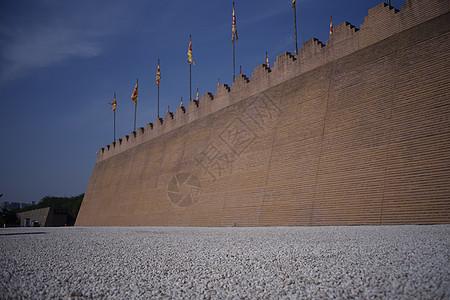大明宫城墙图片