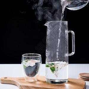 耐高温玻璃杯图片