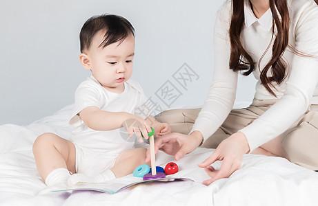 婴儿成长呵护图片