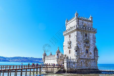 葡萄牙里斯本贝伦塔图片