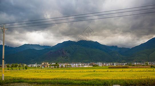 云南大理自然风光图片