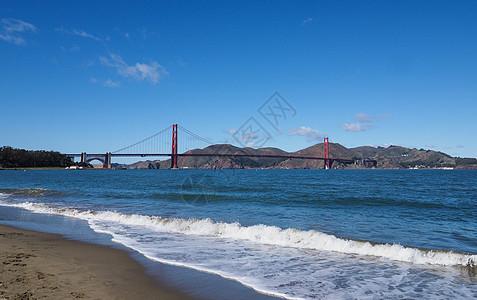 美国旧金山金门大桥图片