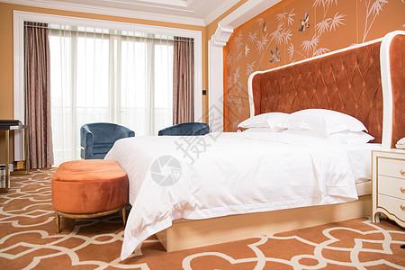酒店客房环境图片