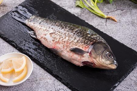 新鲜的鱼图片