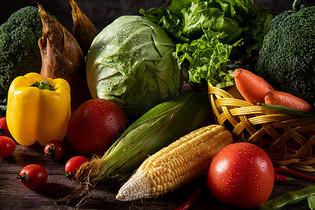 新鲜果蔬图片