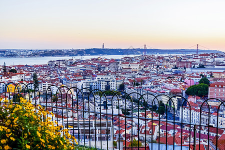 葡萄牙里斯本小镇图片