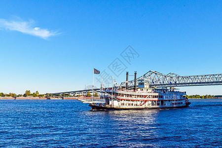密西西比河游艇图片