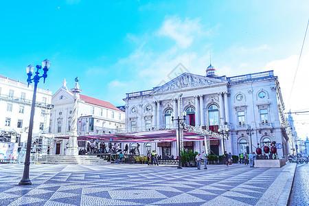 葡萄牙里斯本建筑图片