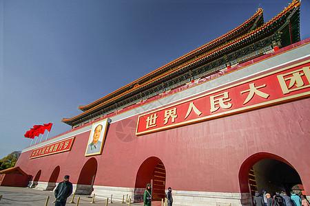 北京天安门图片