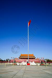 北京天安门景色图片