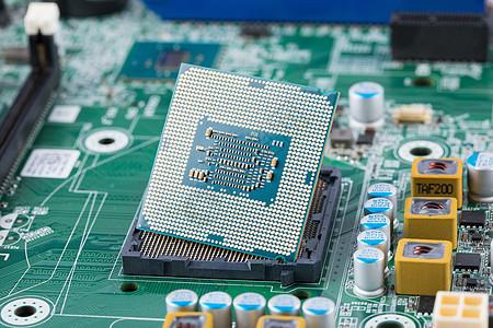 芯片电路板图片