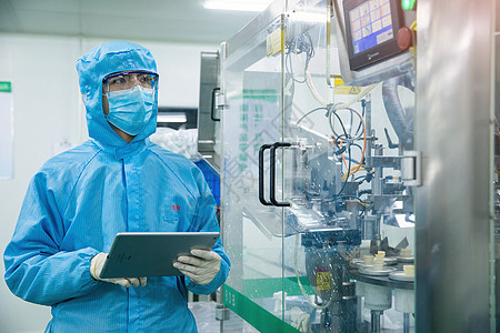 化工厂产品质量检测图片