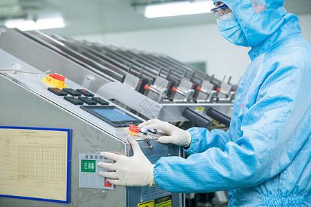化工厂电气设备操作图片