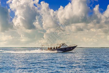 马来西亚仙本那海上快艇游图片