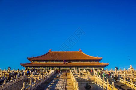 北京故宫太和殿图片