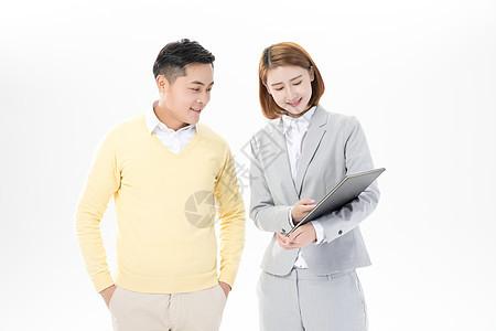 房产销售给客户介绍图片