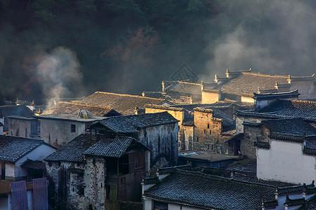 江西婺源石城景区风光图片