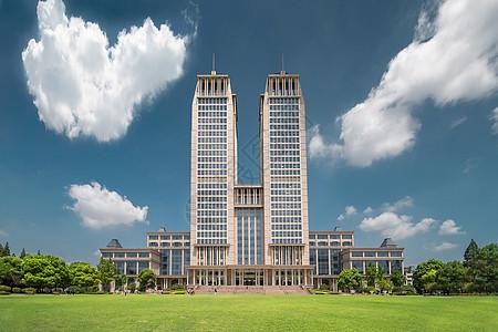 复旦大学光华楼图片