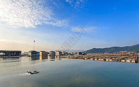 福建霞浦东安岛海上生活图片