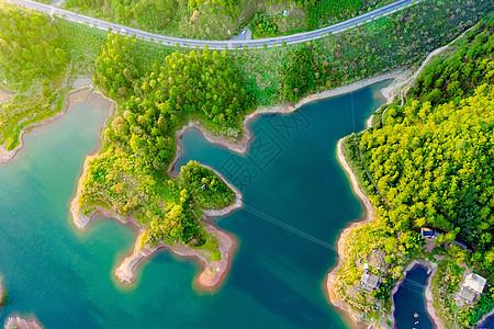 杭州千岛湖自然风景图片
