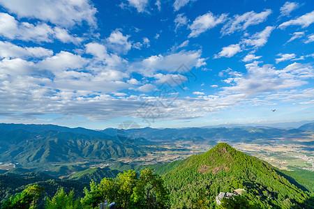 云南腾冲云峰山自然风光图片