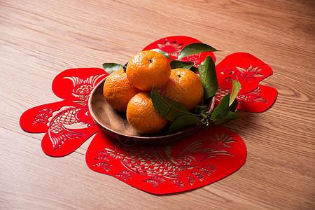 新春水果年货橘子图片