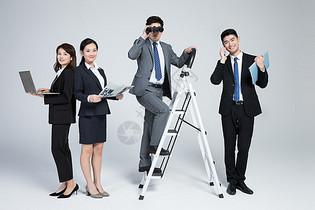 创意商务团队合作图片