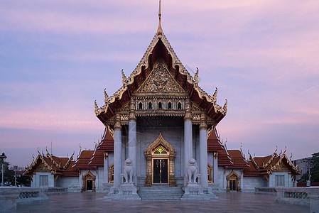 泰国曼谷石玉寺外景图片
