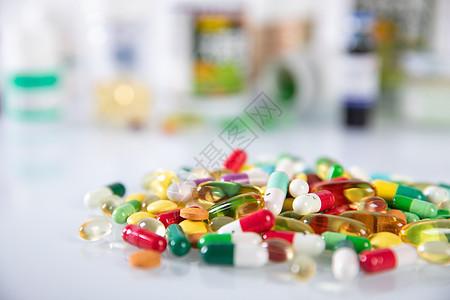 保健品图片