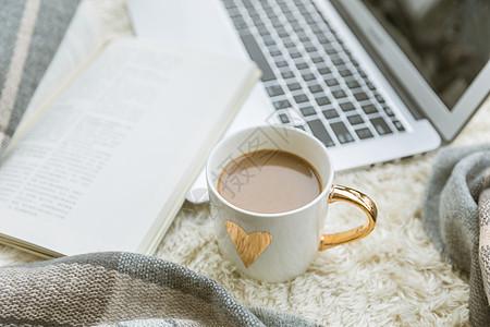 午后休闲咖啡图片