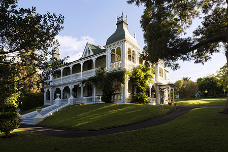 新西兰澳客艾伯特古屋外景图片