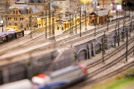 铁路枢纽图片