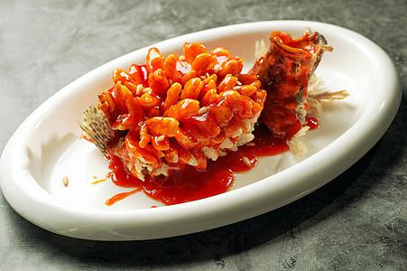 松鼠桂鱼图片