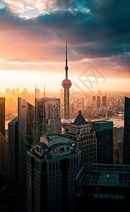 上海外滩景色图片