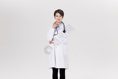 女性医生形象图片