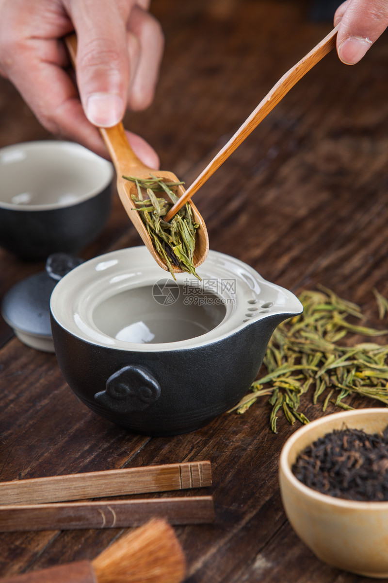 白牡丹白茶