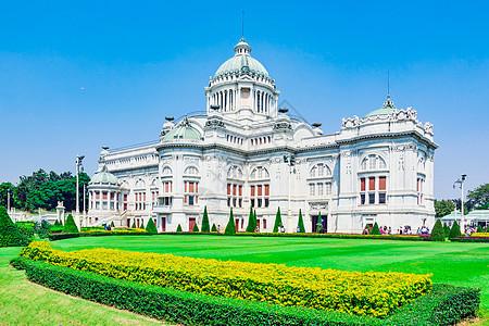 泰国曼谷旧国会大厦图片