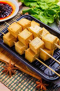 串串鱼豆腐图片