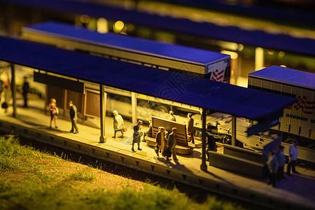 车站候车室图片