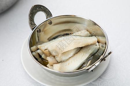 小黄鱼肉图片
