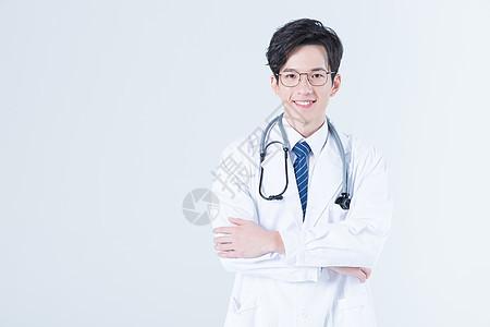 年轻医生图片