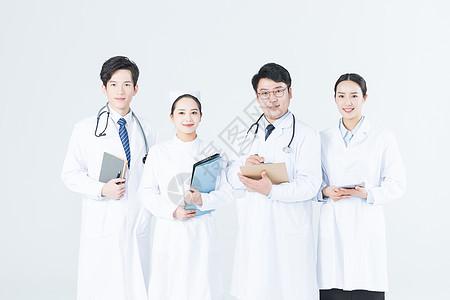 医疗团队图片
