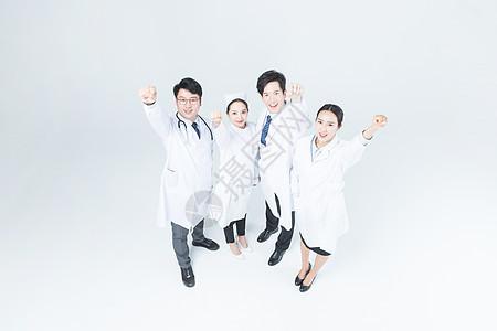 医疗团队加油图片