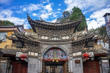 洱海双廊飞燕寺图片