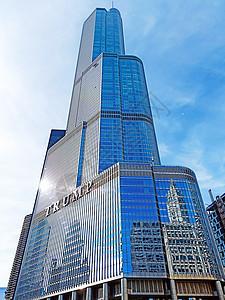 芝加哥特朗普大厦图片