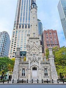 芝加哥建筑图片