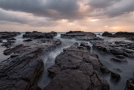 澳洲悉尼Bombo礁石图片