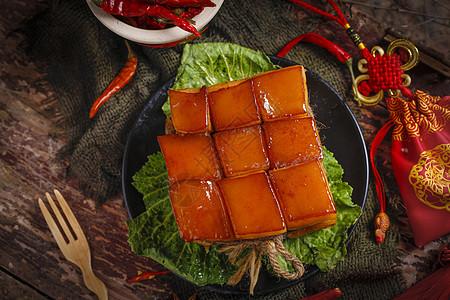 特色红烧肉图片