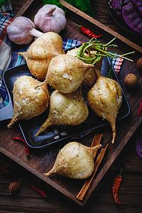 云南凉薯图片