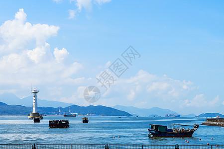 深圳南山区蛇口海岸图片
